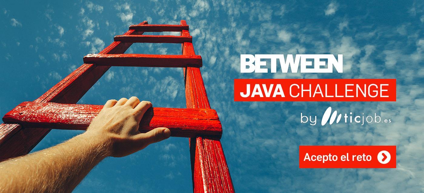 banner java between