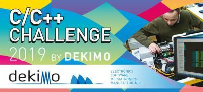Banner C/C++ Challenge Belgium & The Netherlands 2019