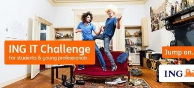 Banner IT Students & Young professionals Challenge Belgium 2017