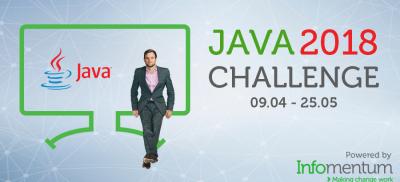Banner Java Challenge United Kingdom 2018