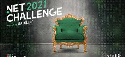 Banner Finals .NET Challenge Belgium 2021