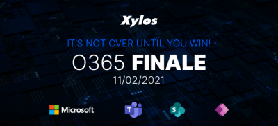 Banner Finals Xylos O365 Challenge
