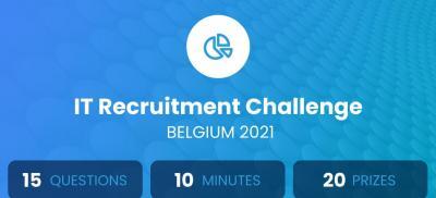Banner IT Recruitment Challenge 2021